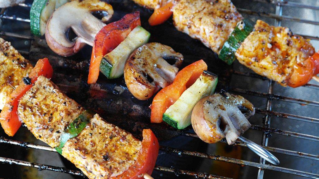 Chroń żołądek podczas grillowania