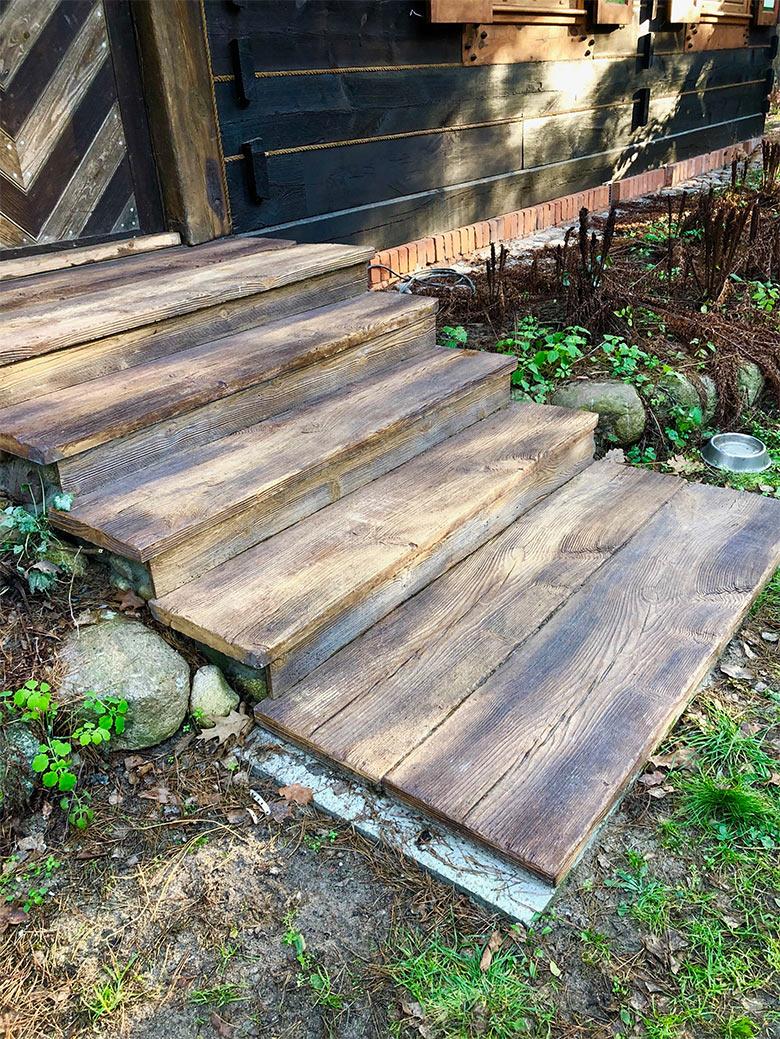 Zamienniki drewna do ogrodu i domu